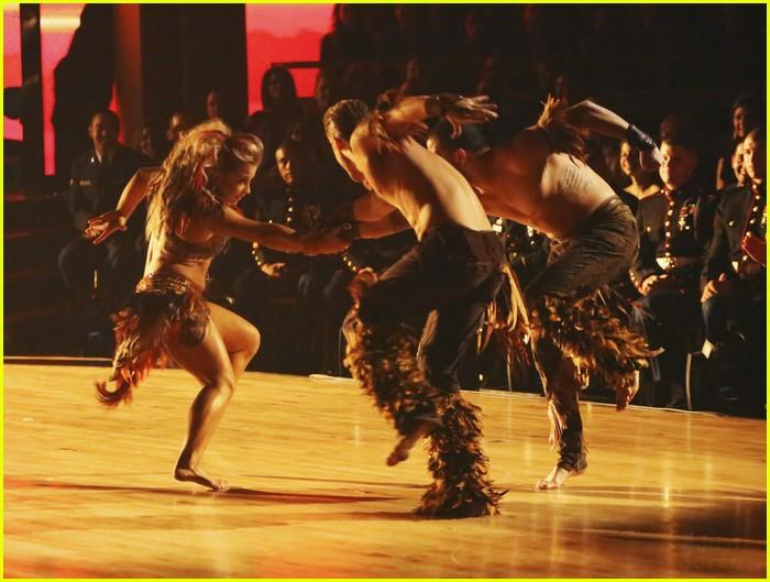 shawn johnson tribal samba waltz 02