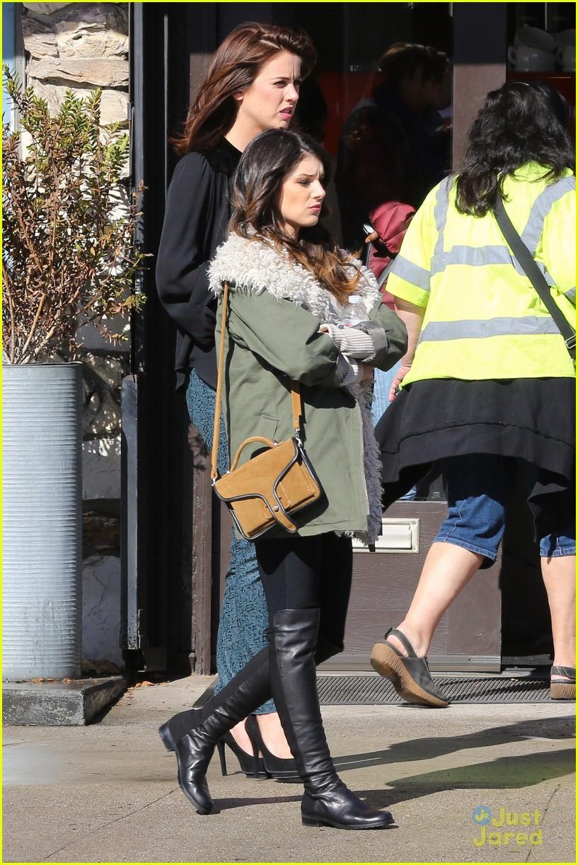 shenae jessica annalynne 90210 filming 05