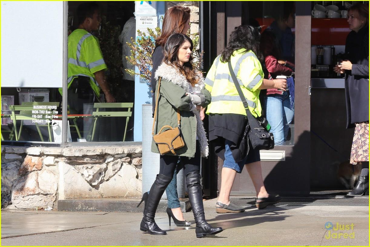 shenae jessica annalynne 90210 filming 06