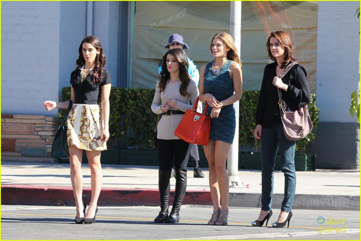 shenae jessica annalynne 90210 filming 25