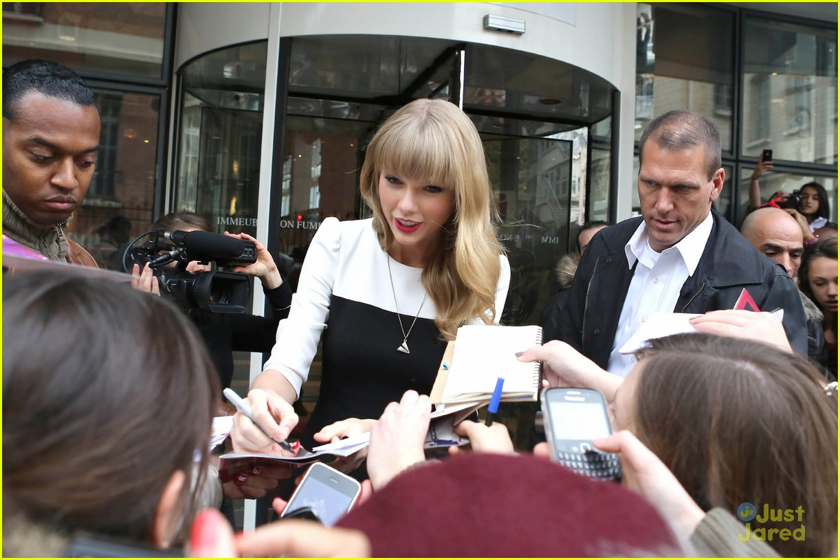 taylor swift nrj paris 03