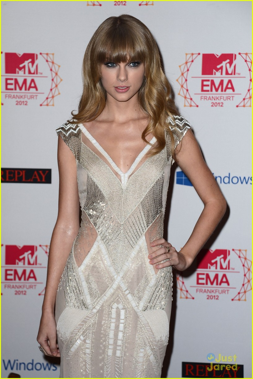 taylor swift 2012 mtv emas 21