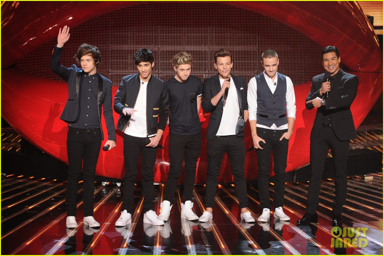 x factor kiss you performance 03