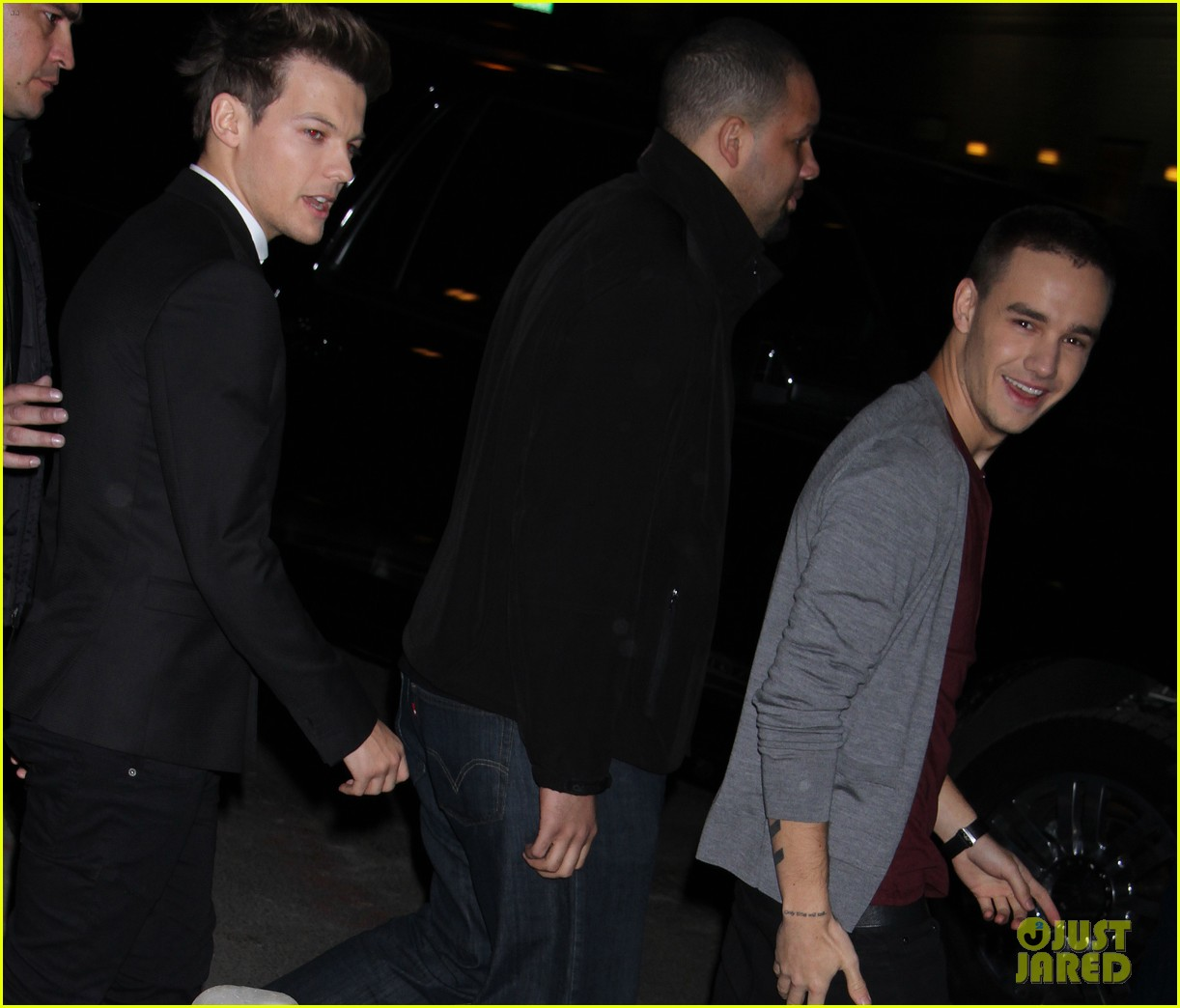 one direction letterman show 09