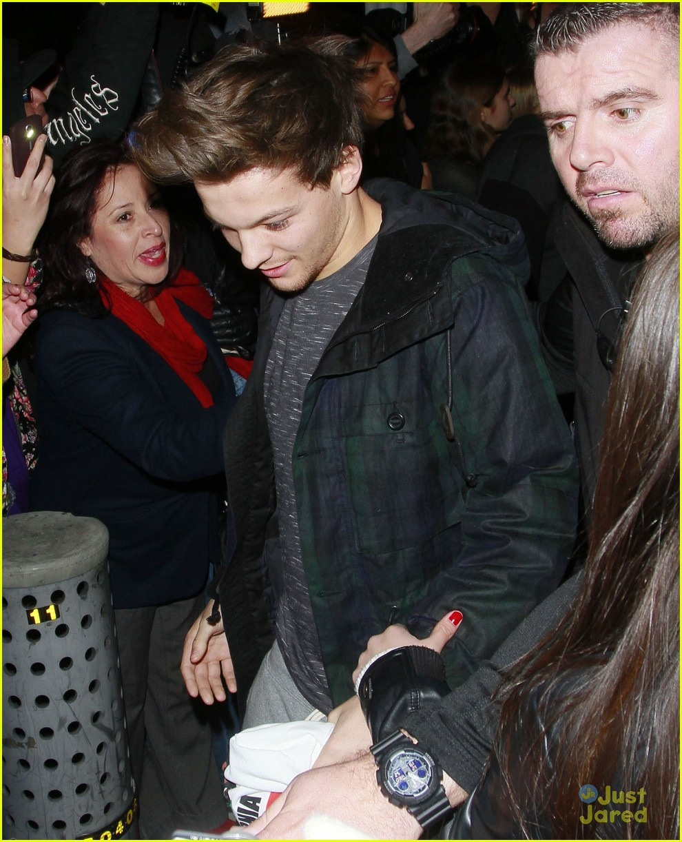 one direction xfactor arrival 06