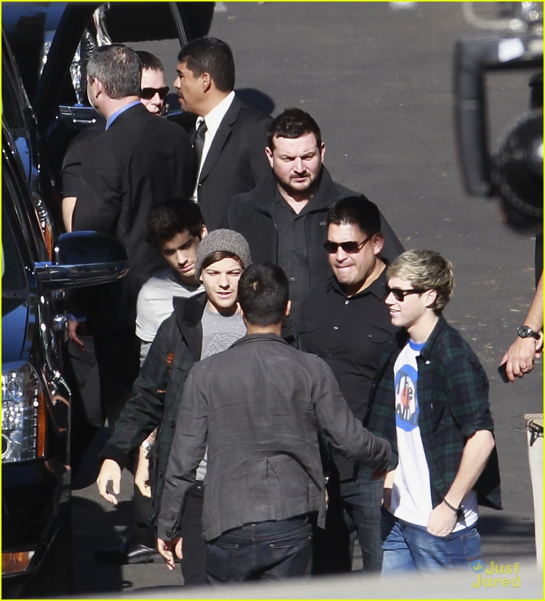 one direction xfactor arrival 07