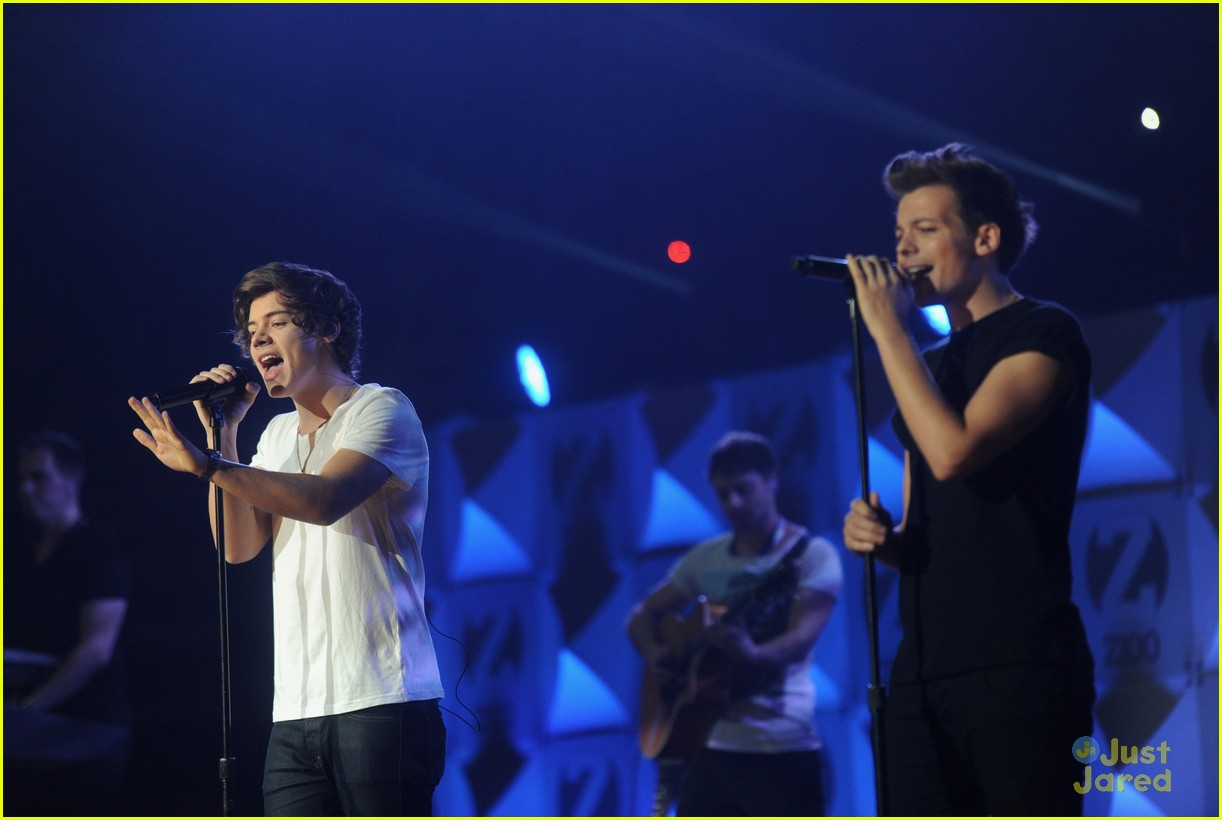 one direction z100 jingle ball 09
