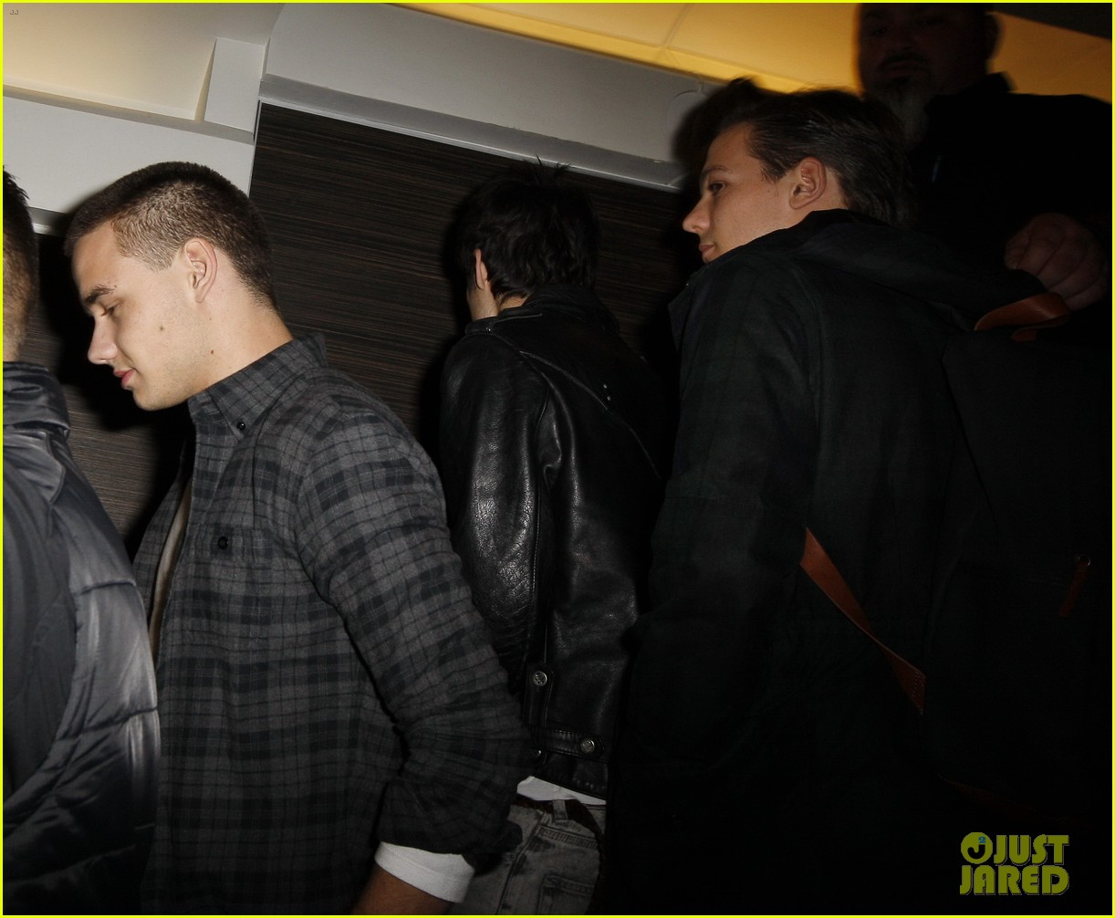 one direction lax departure 11