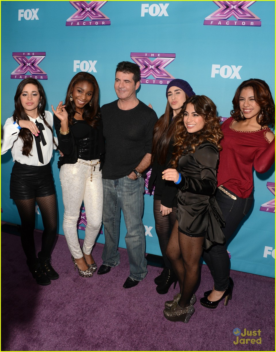 fifth harmony xfactor conference 05