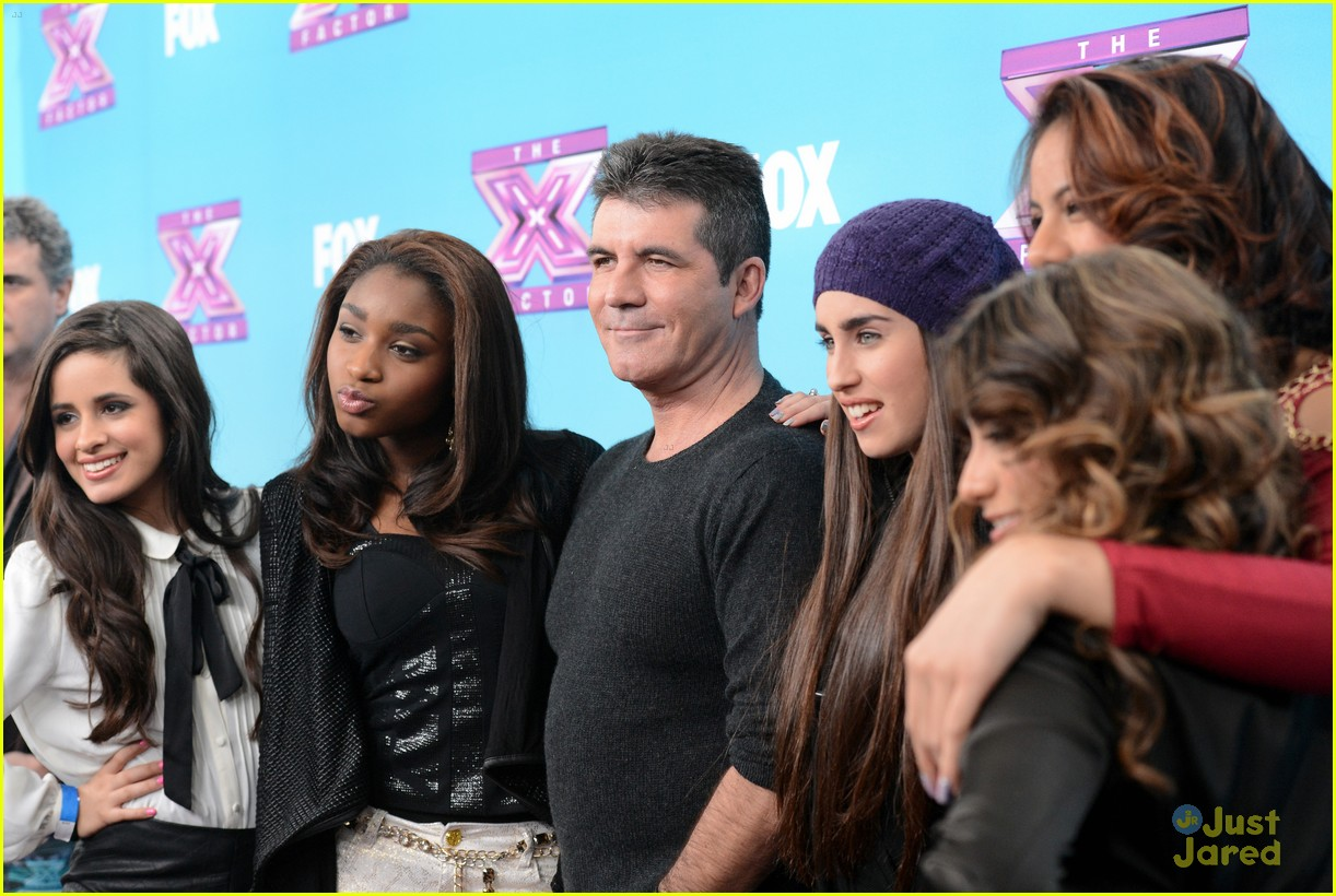 fifth harmony xfactor conference 06