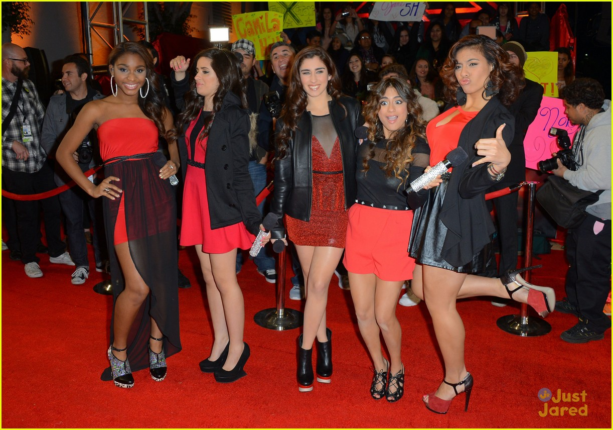 fifth harmony xfactor final party 01