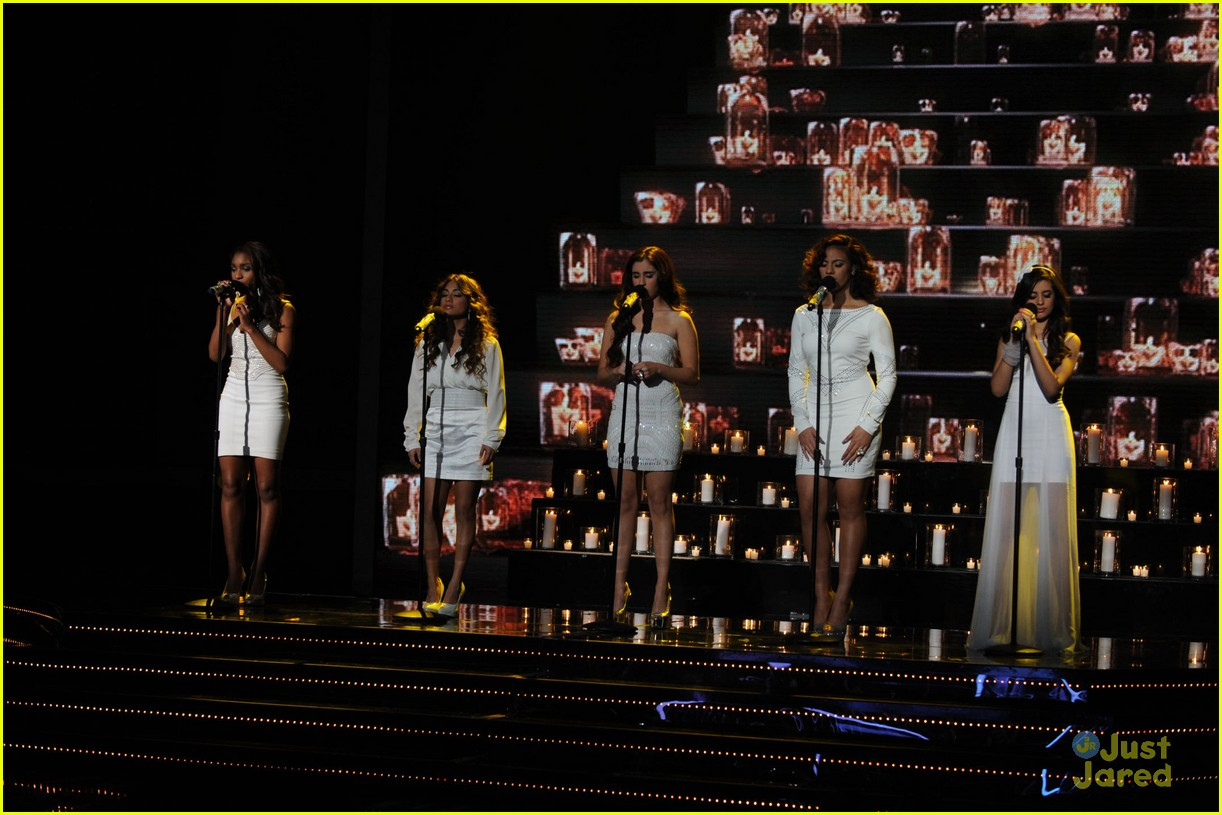 fifth harmony xfactor final party 08