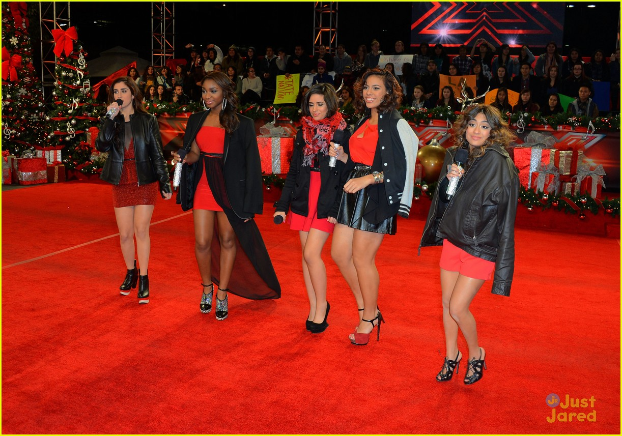fifth harmony xfactor final party 10