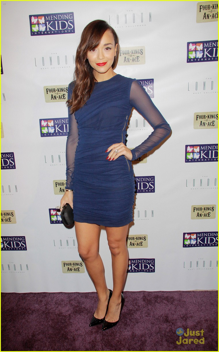 ashley madekwe poker tournament 03