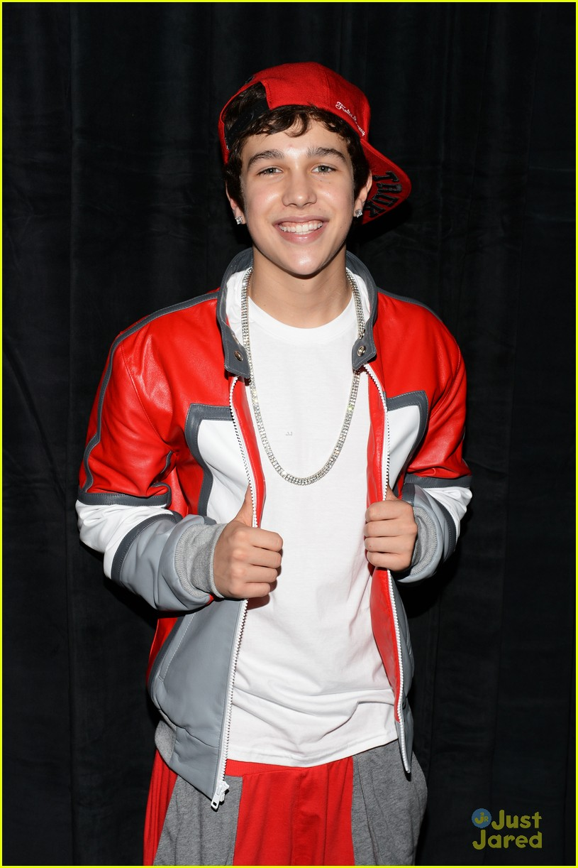 austin mahone y100 jingle ball 02