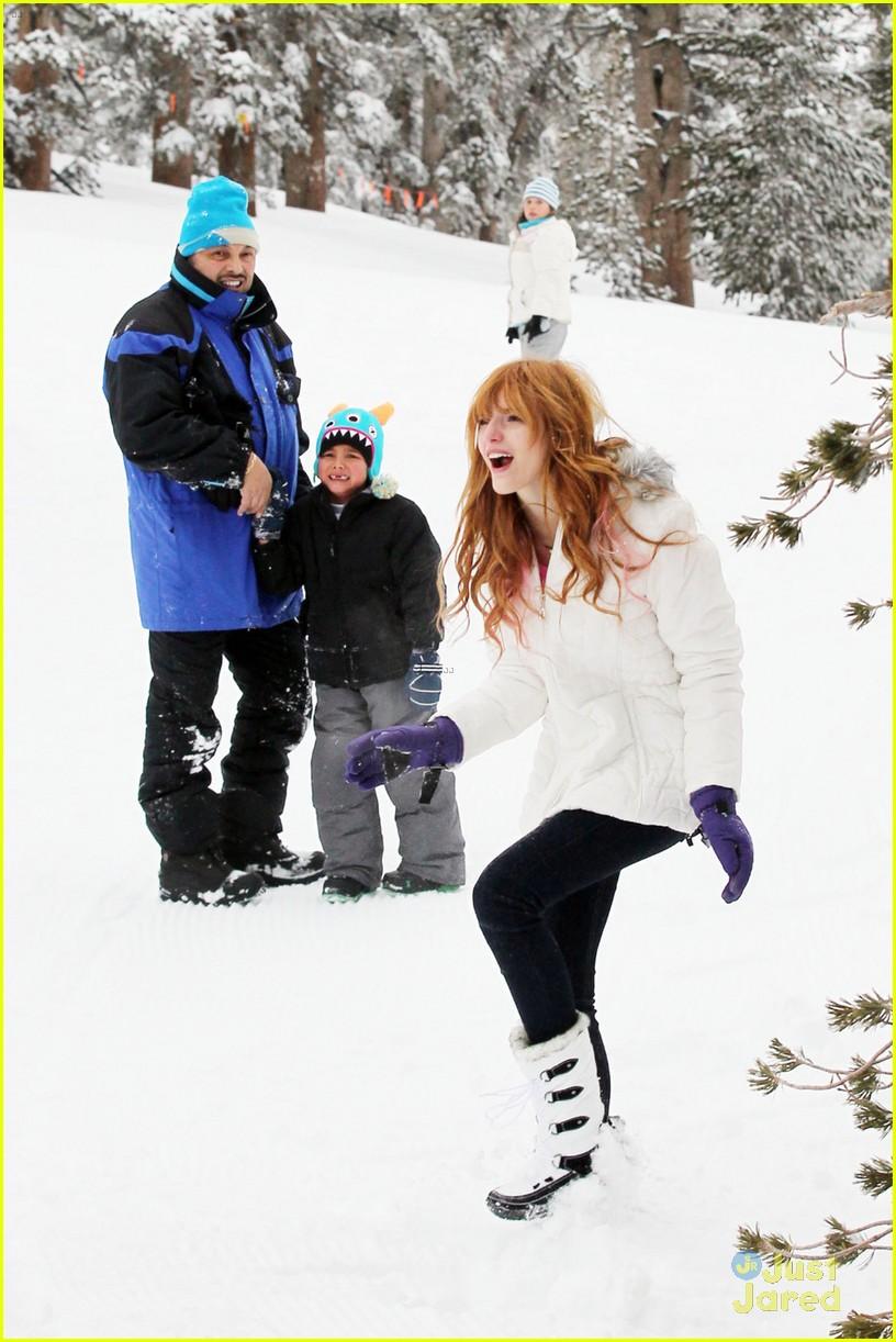 bella thorne tahoe snowball 10