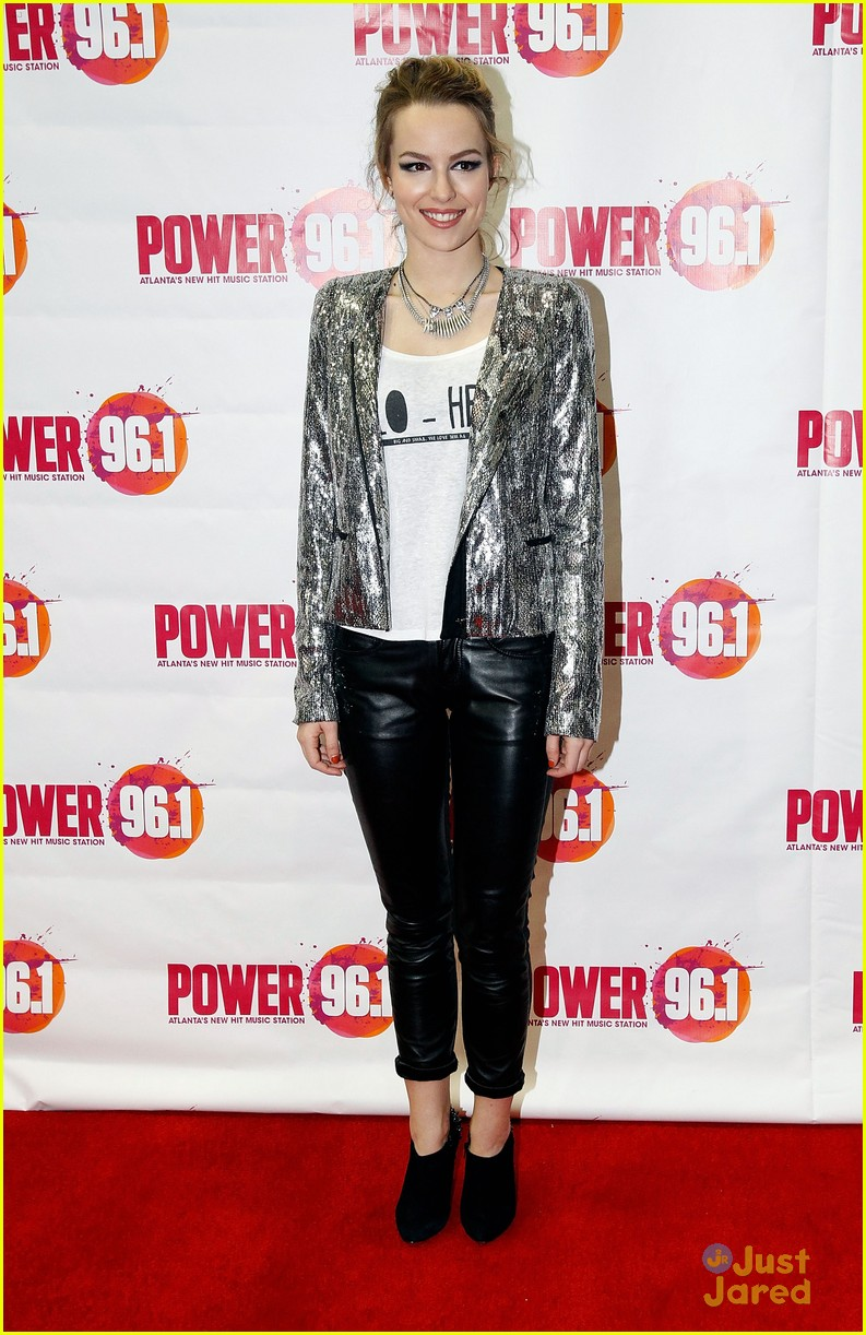 bridgit mendler power 961 jingle ball 06