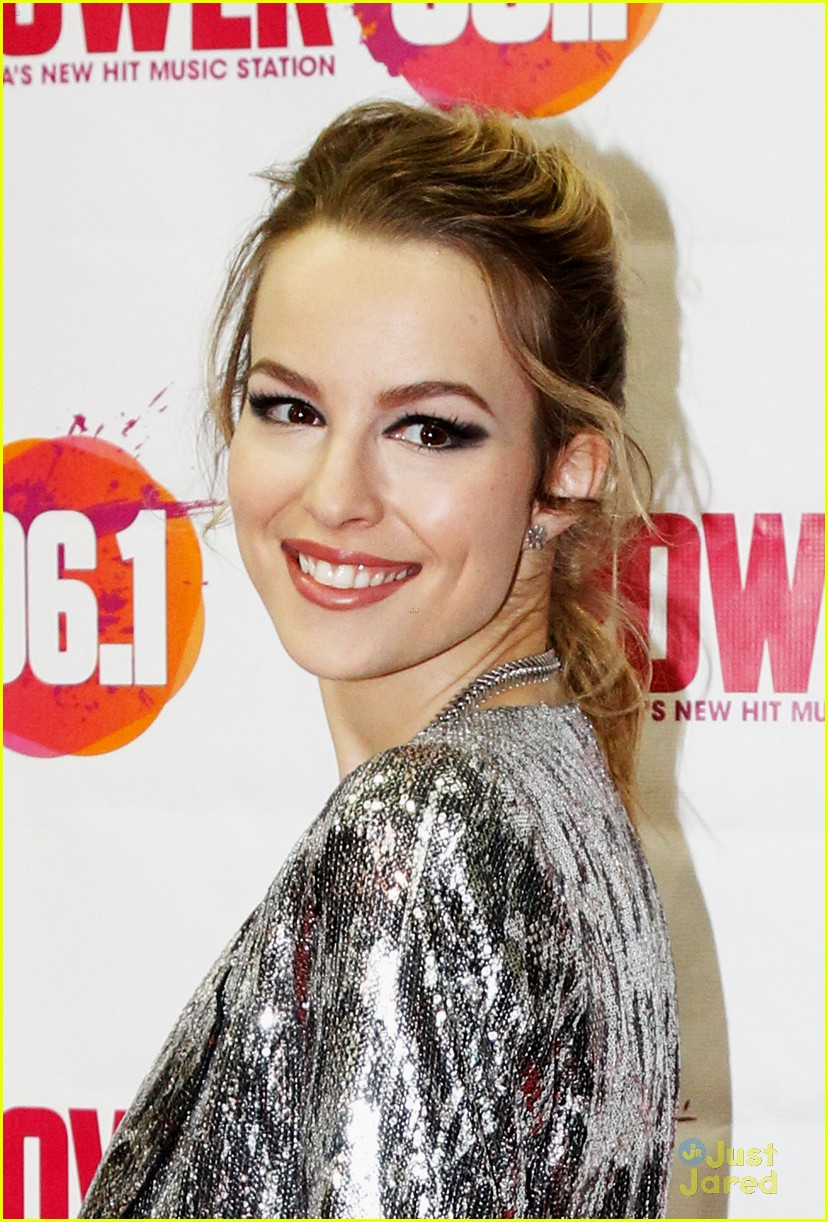 bridgit mendler power 961 jingle ball 17