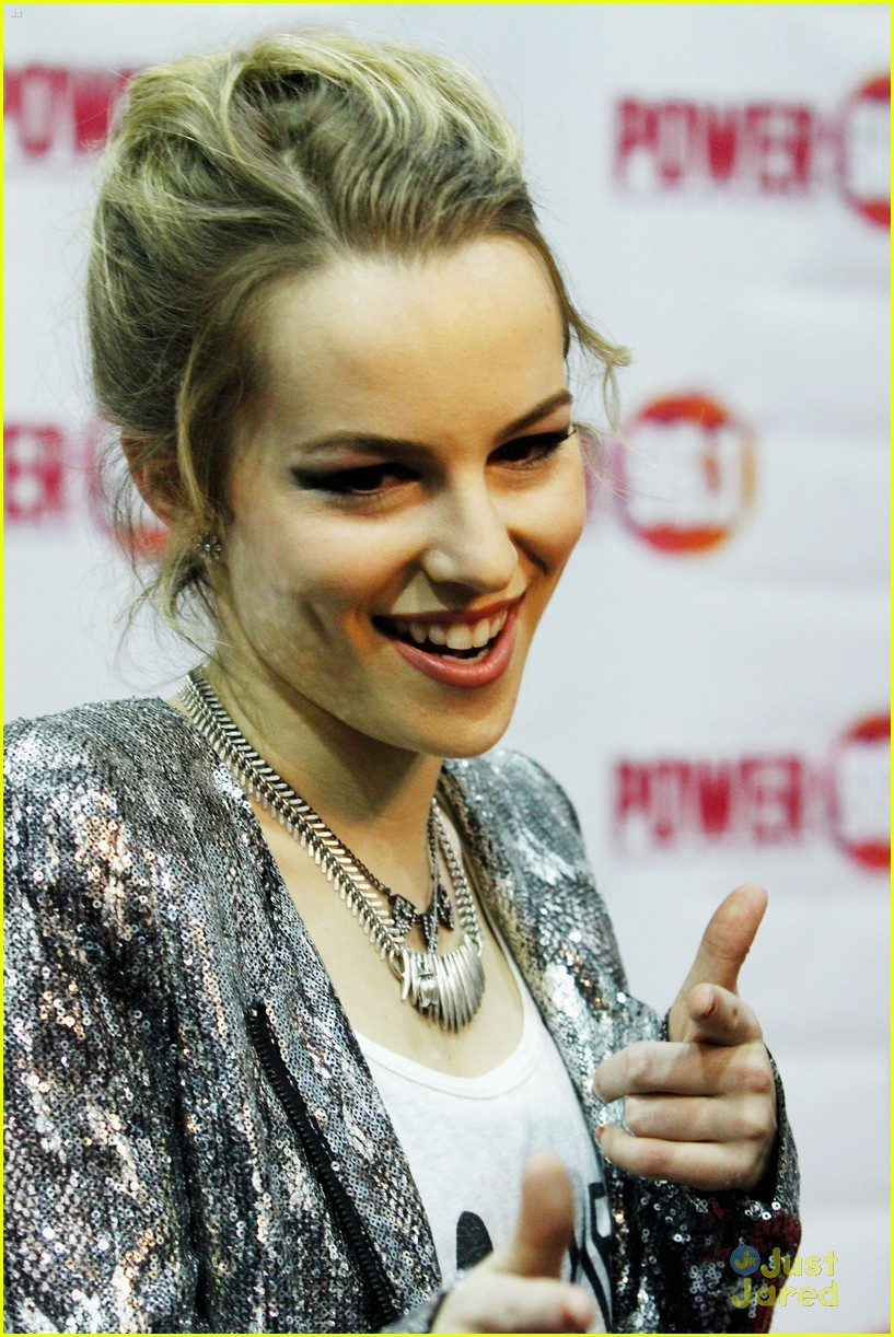 bridgit mendler power 961 jingle ball 28