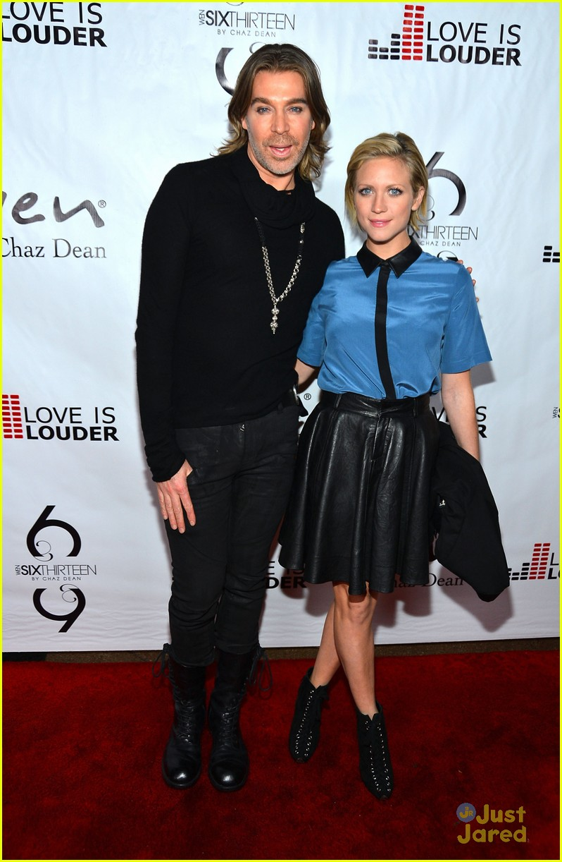 brittany snow chaz dean party 11