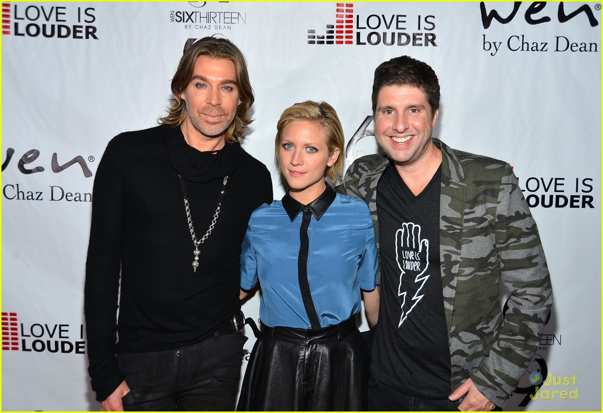 brittany snow chaz dean party 13