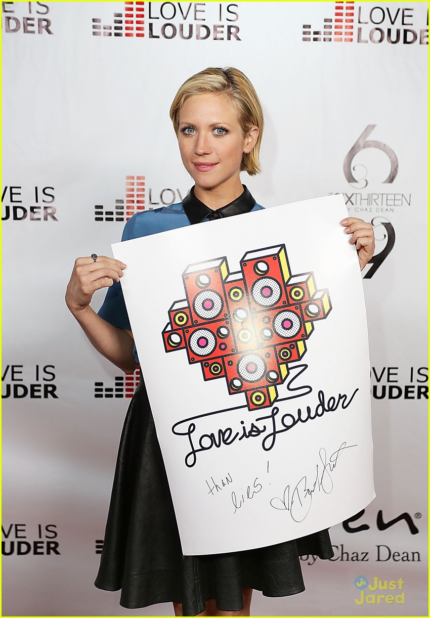 brittany snow chaz dean party 17