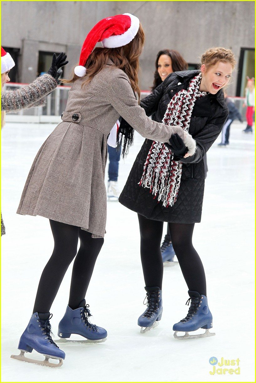 bunheads winter wonderland 11