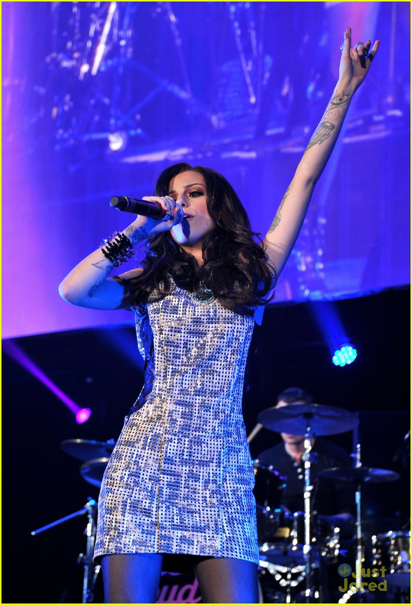 cher lloyd dc jingle ball 04