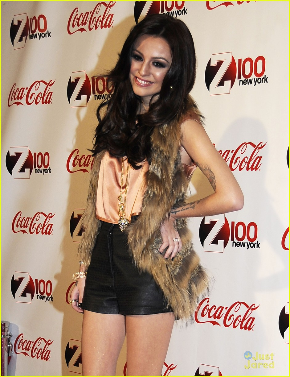 cher lloyd z100 jingle ball 05