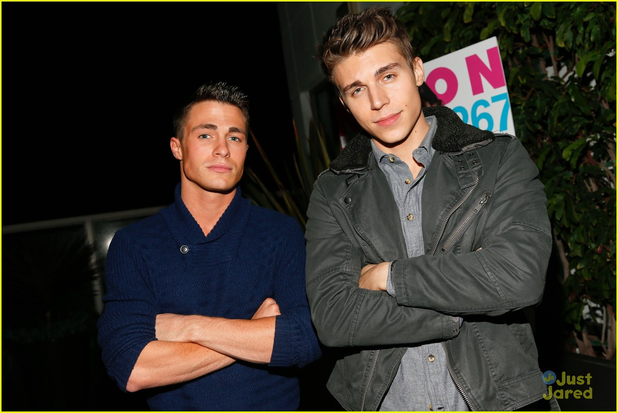 colton haynes nylon dinner 03