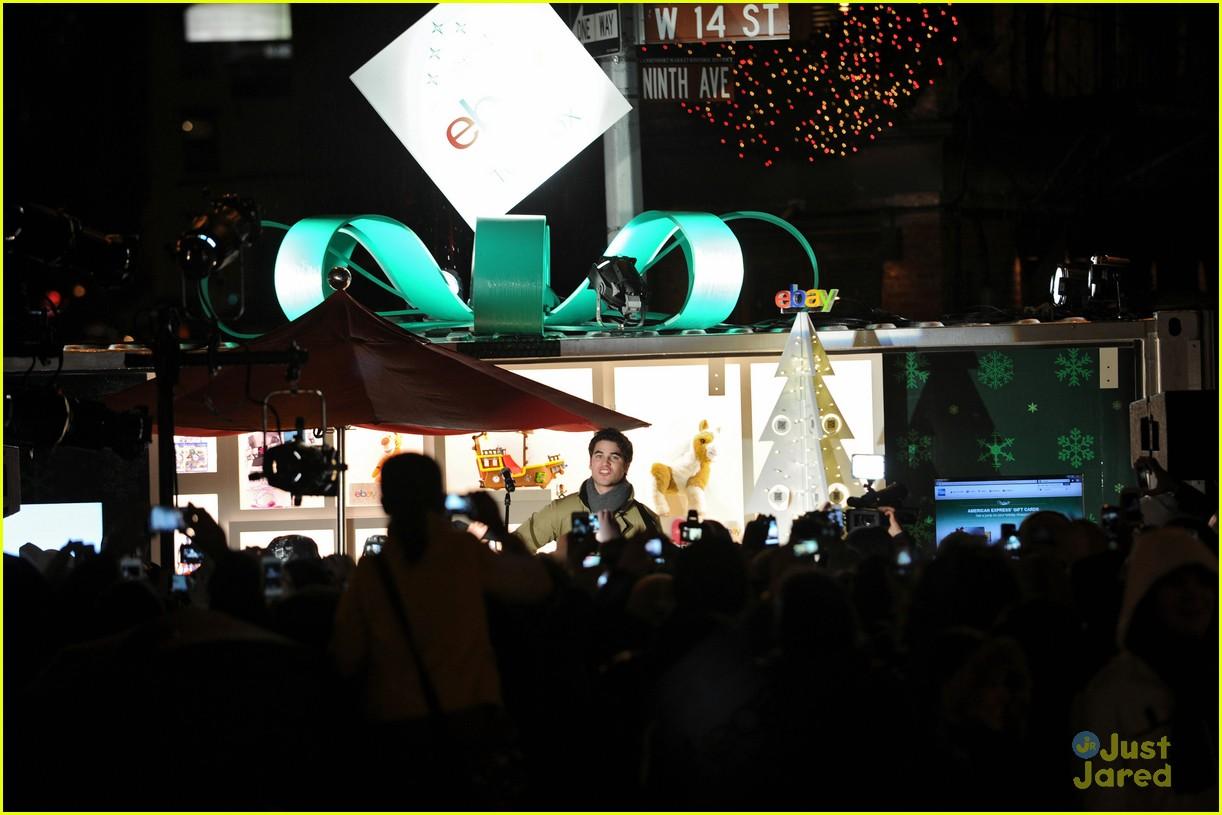 darren criss ebay holiday concert 13