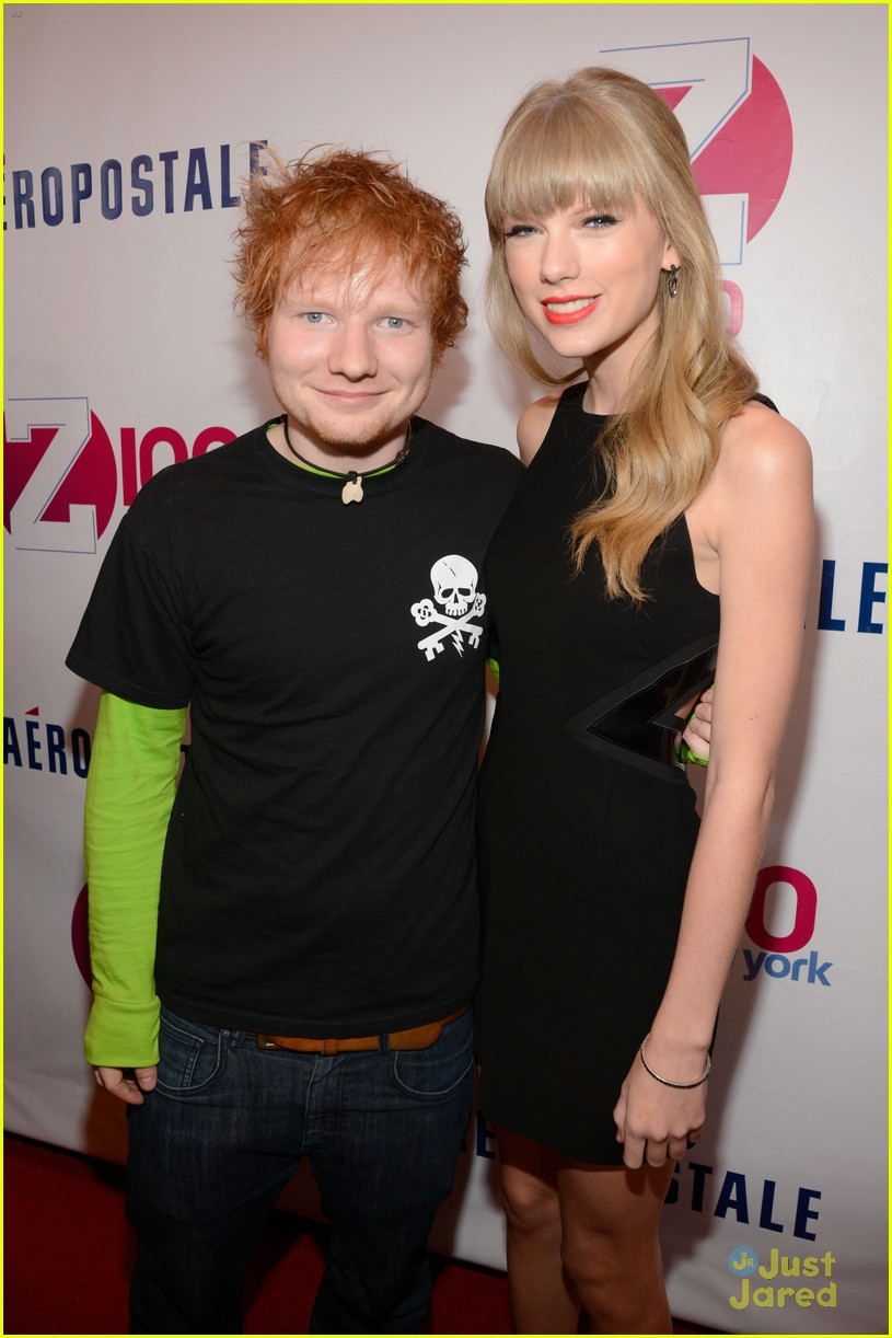 ed sheeran z100 jingle ball 02