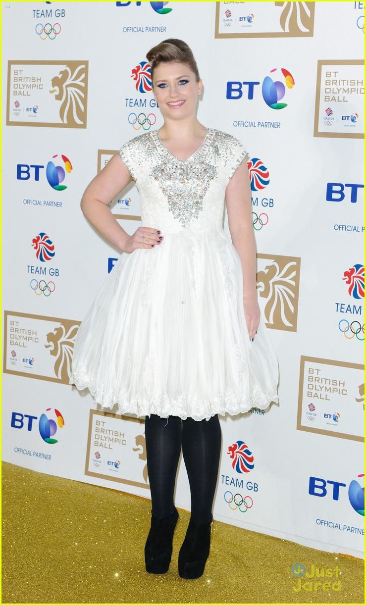 ella henderson british olympic ball 03