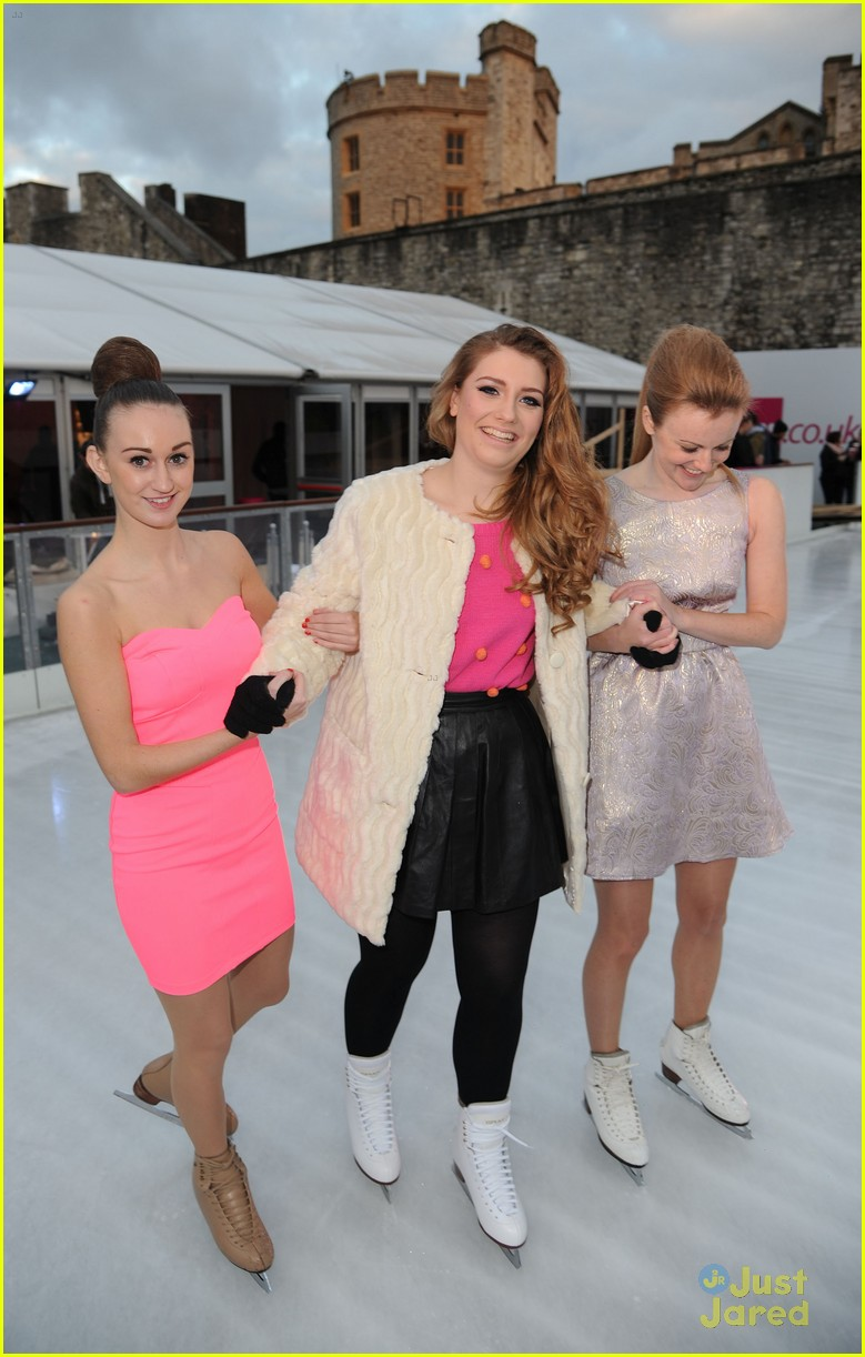 ella henderson catwalk ice 09