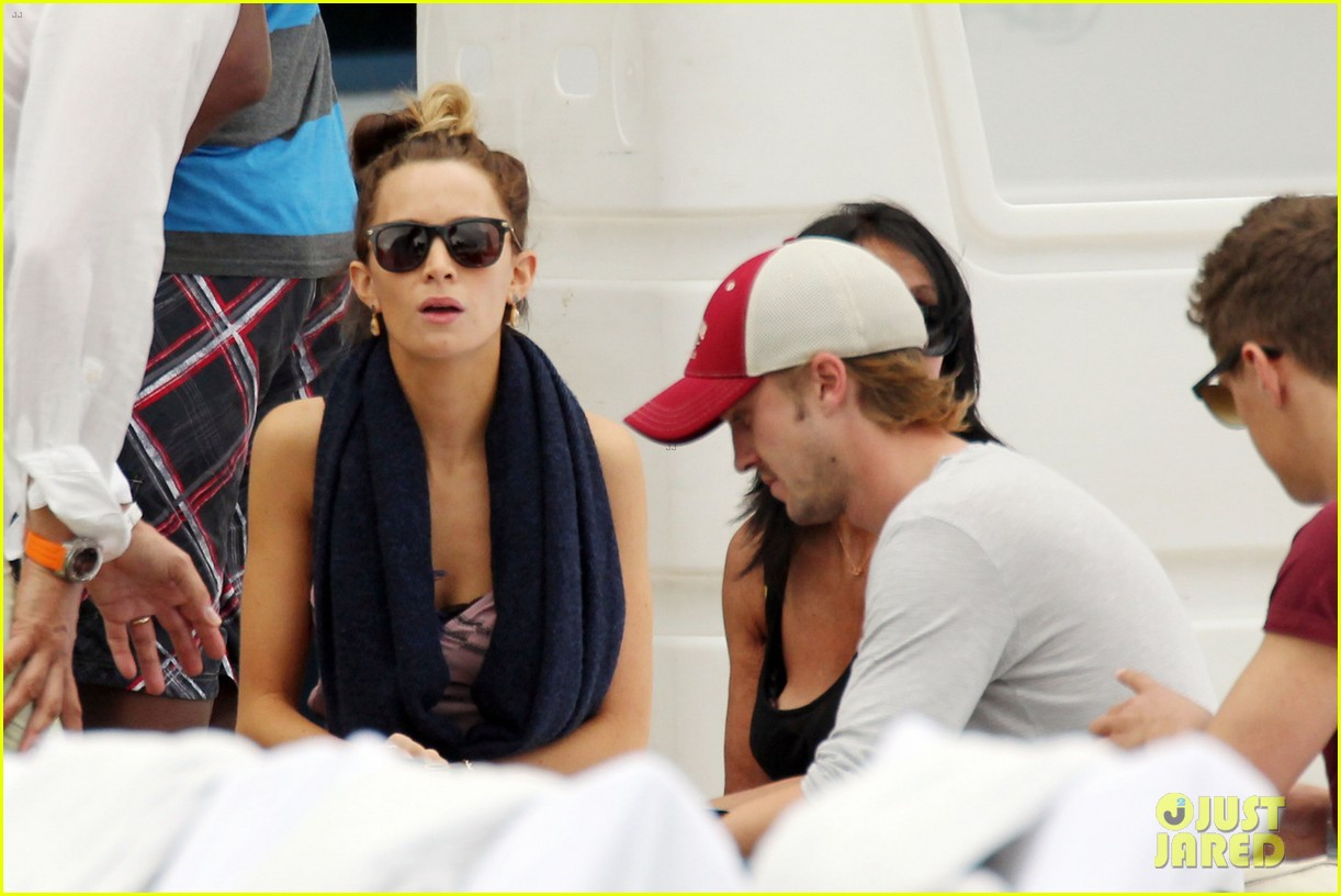 tom felton jade olivia lunch in miami 14