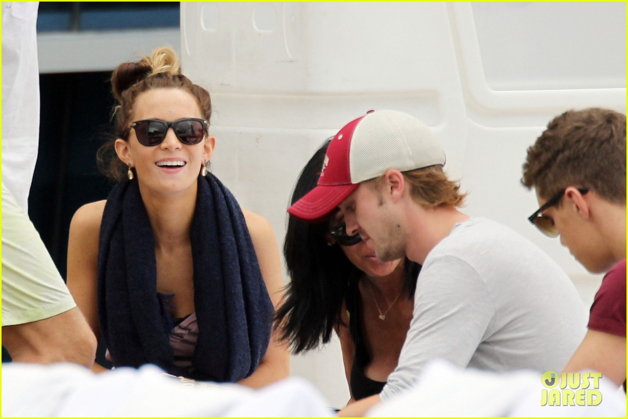 tom felton jade olivia lunch in miami 16