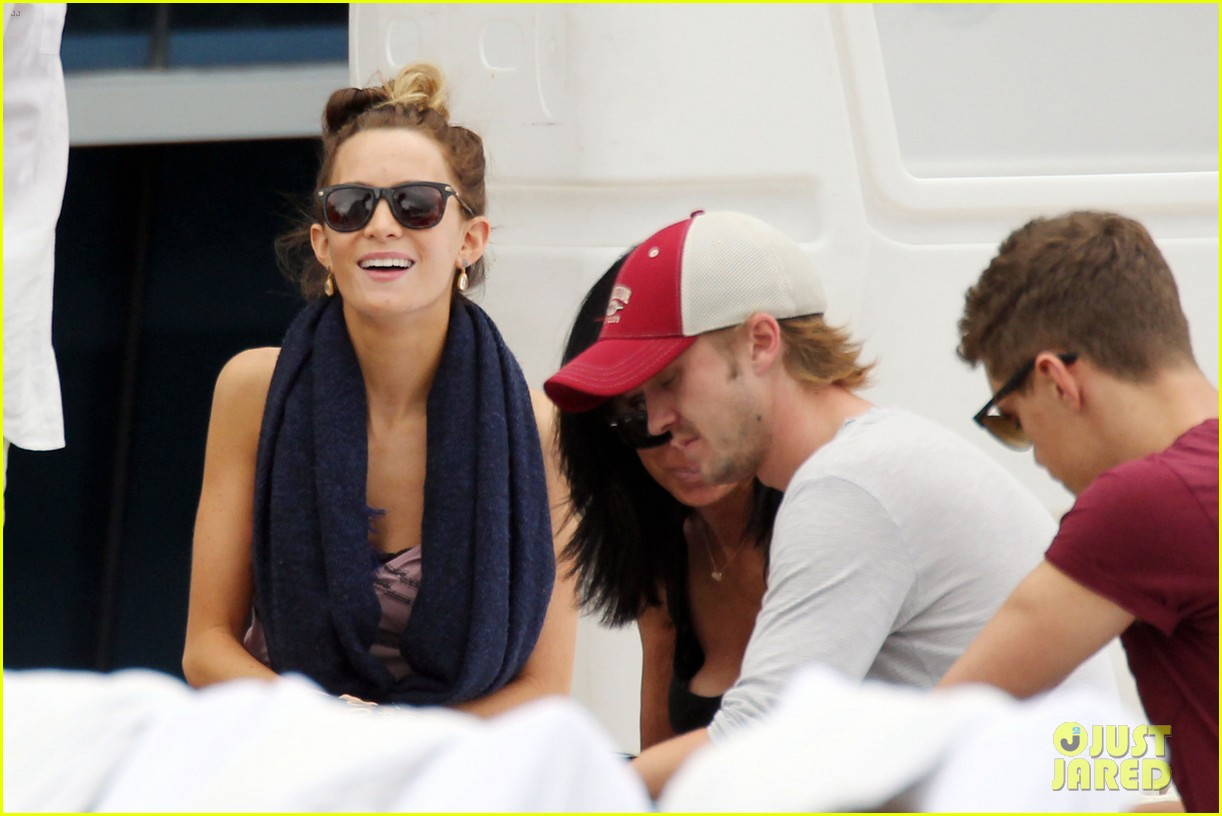 tom felton jade olivia lunch in miami 17