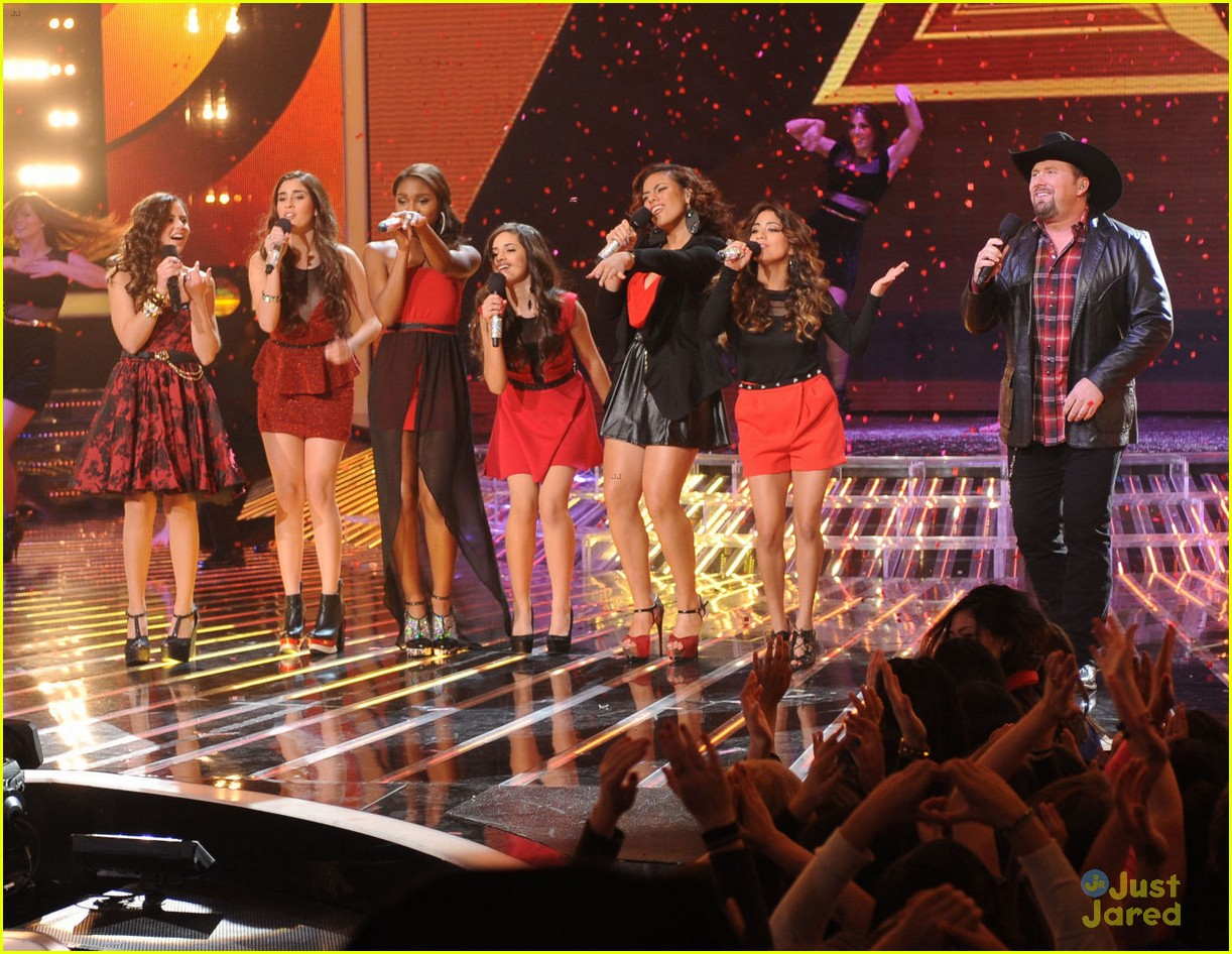 fifth harmony third place x factor 07