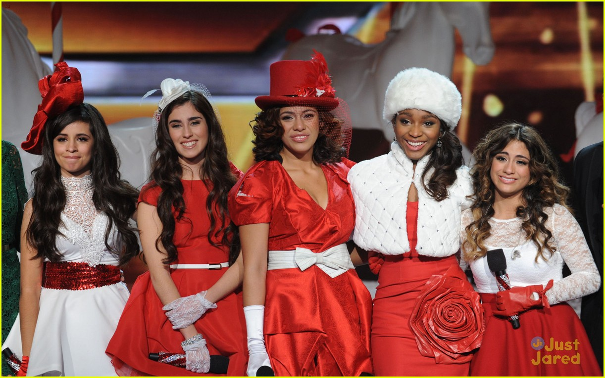fifth harmony third place x factor 08