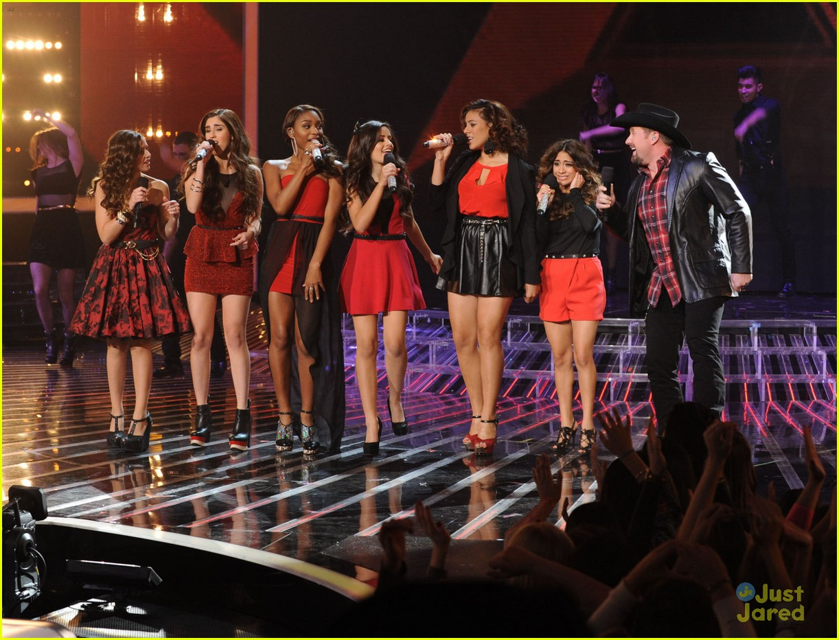 fifth harmony third place x factor 09