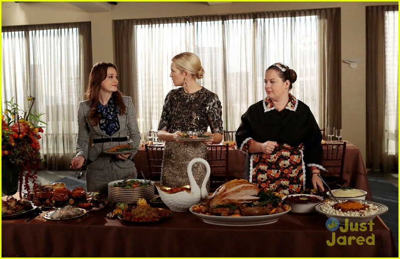 gossip girl thanksgiving complicated 04