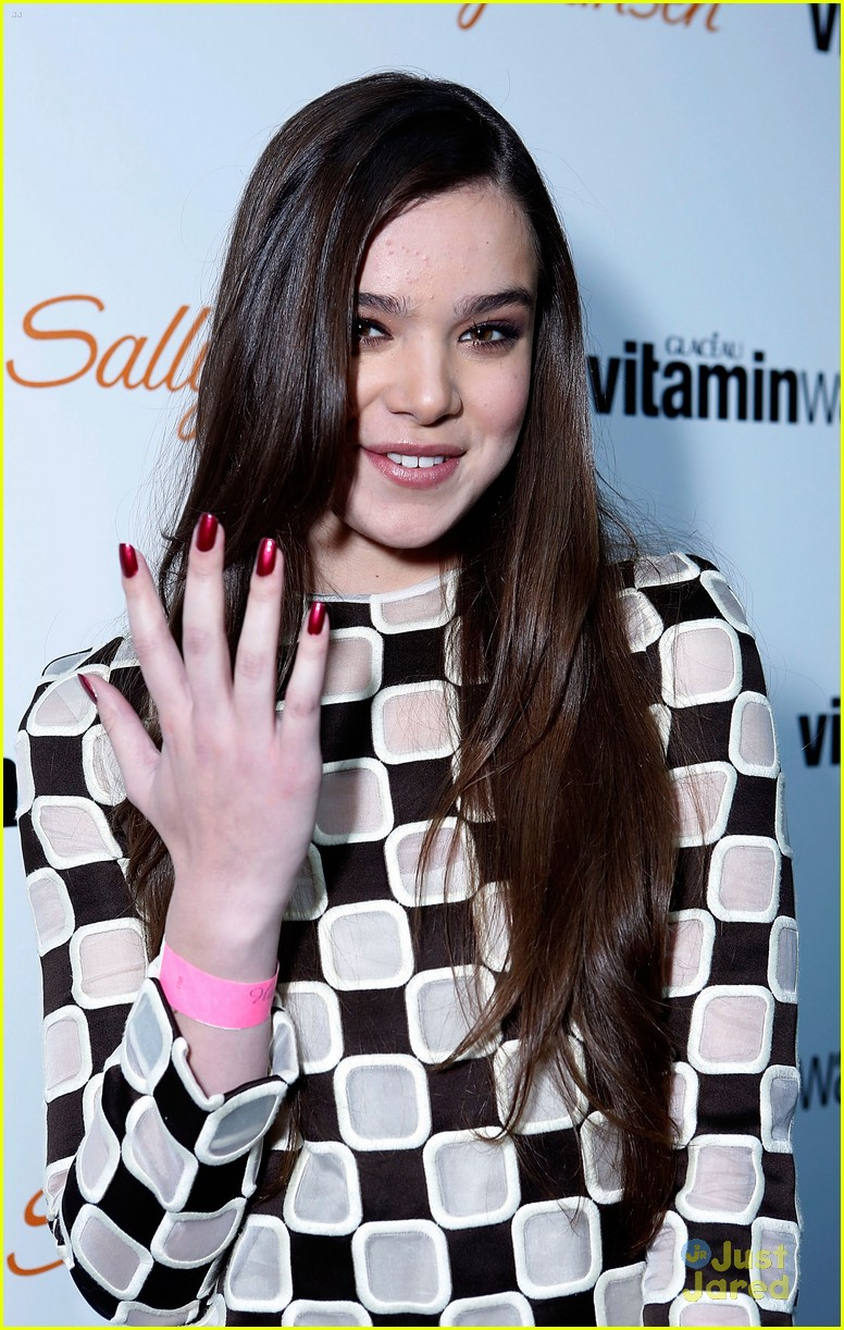 hailee steinfeld sweet 16 party 02