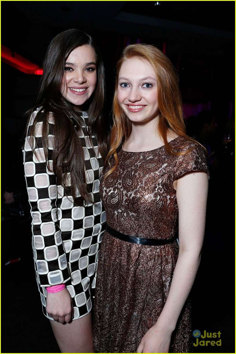 hailee steinfeld sweet 16 party 30