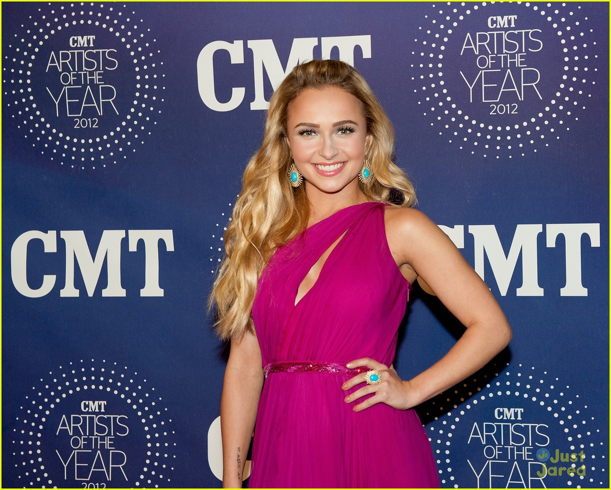 hayden panettiere cmt artists year 09