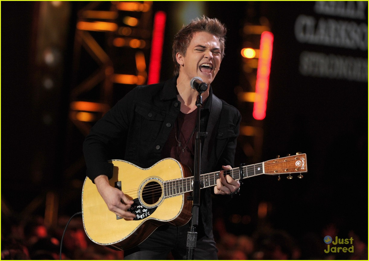hunter hayes grammy nom 03