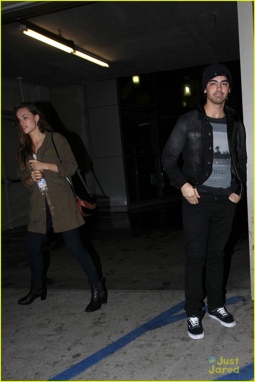 joe nick jonas double date 07