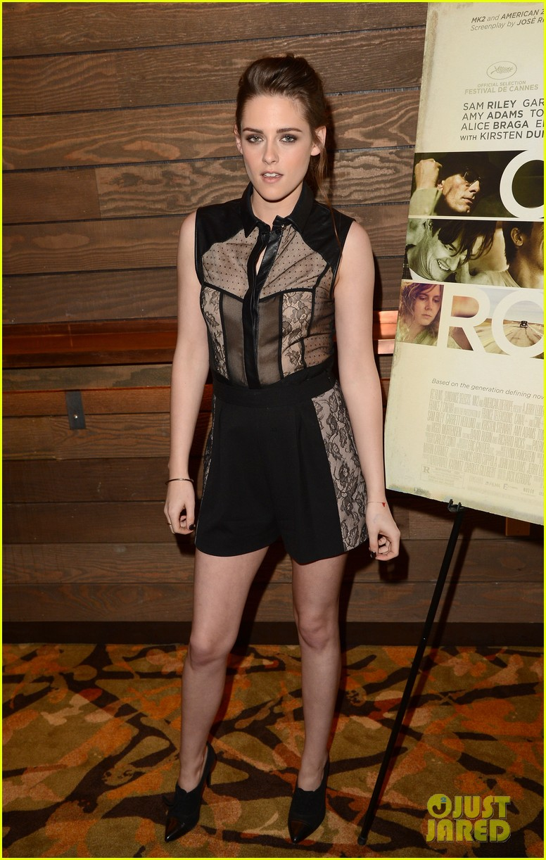 kristen stewart on the road 12