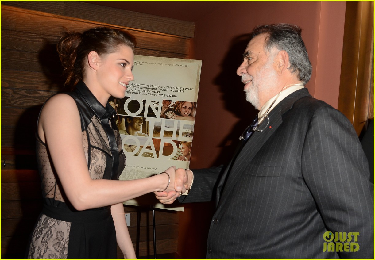 kristen stewart on the road 17