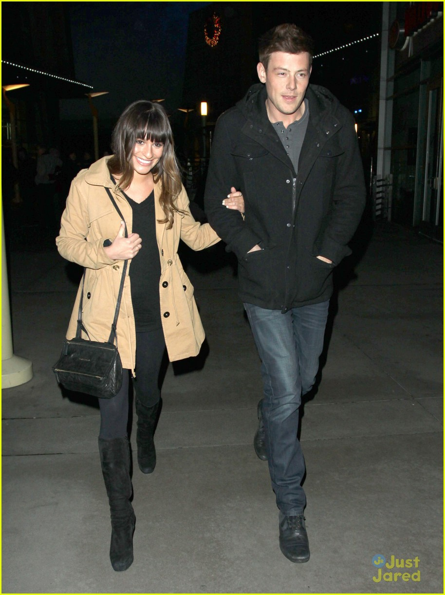lea michele cory monteith movies 07