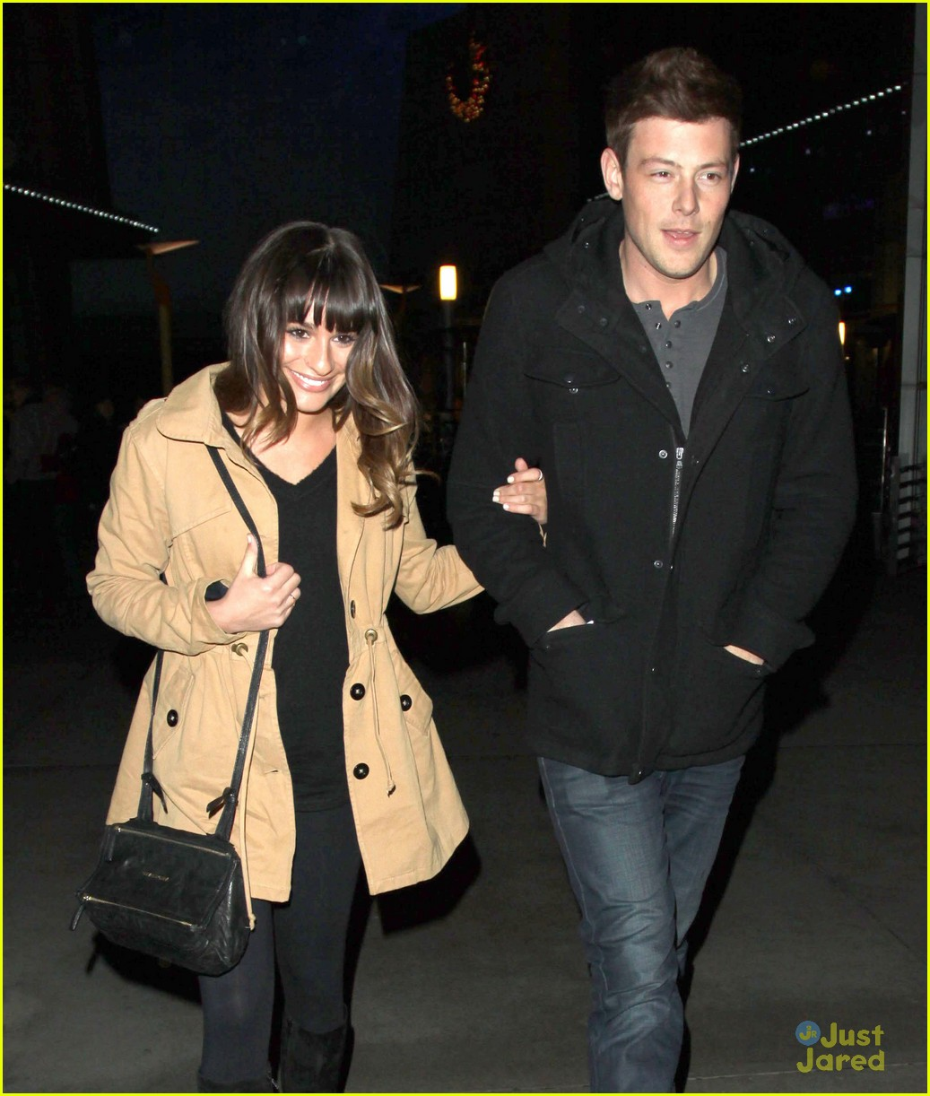 lea michele cory monteith movies 08